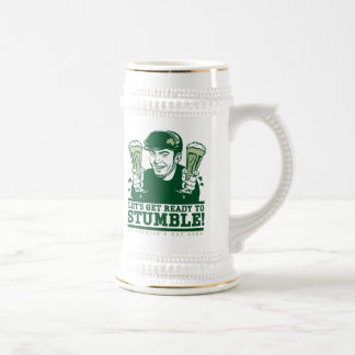 Get Ready to Stumble St Patrick's Day Mug