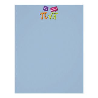 Get Real - Be Rational Letterhead