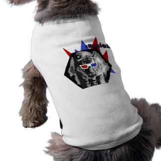 """""""Get Real"""" Dog Shirt"""