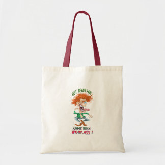 get reay for som irish woopass tote bags