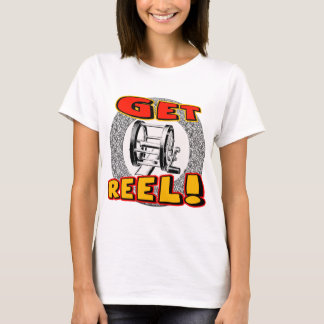 Get Reel Fishing T-shirts and Gifts