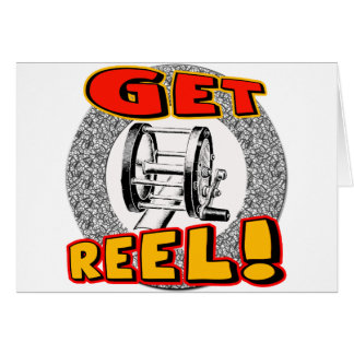 Get Reel Fishing T-shirts and Gifts Card