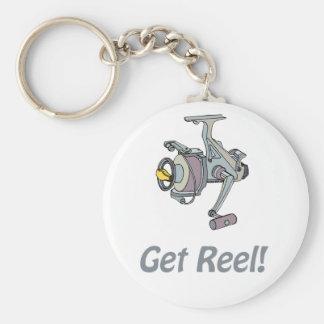 Get Reel Keychain