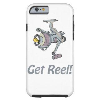 Get Reel! Tough iPhone 6 Case