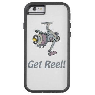 Get Reel! Tough Xtreme iPhone 6 Case