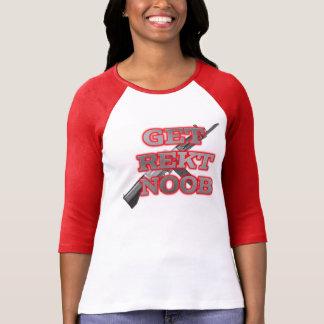 Get Rekt Noob T-Shirt