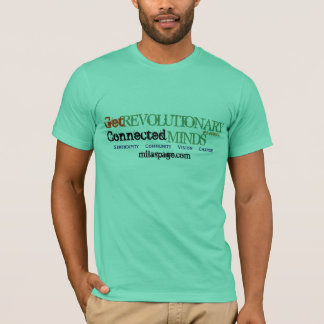 Get Revolutionary, Be Inspired (All Out MINT) T-Shirt
