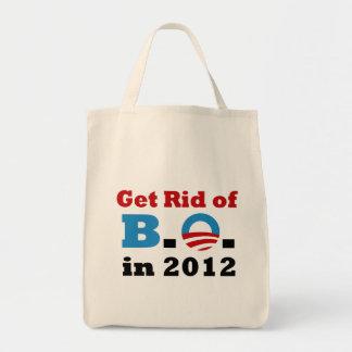 Get Rid of B.O. Canvas Bag