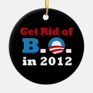 Get Rid of B.O. Ornament
