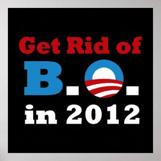 Get Rid of B.O. Poster