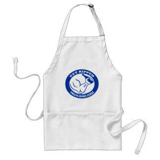 GET RIPPED ADULT APRON