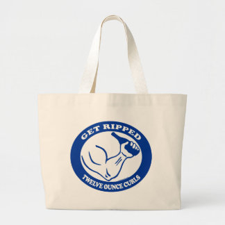 GET RIPPED CANVAS BAG