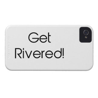 Get Rivered iPhone 4 Cover