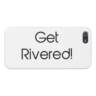 Get Rivered iPhone 5 Case