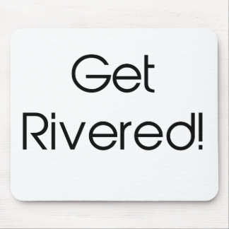 Get Rivered Mouse Pads