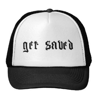 Get Saved Hat