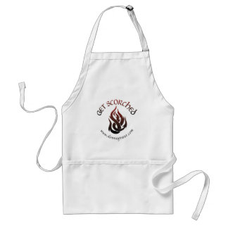 Get Scorched (2) Adult Apron