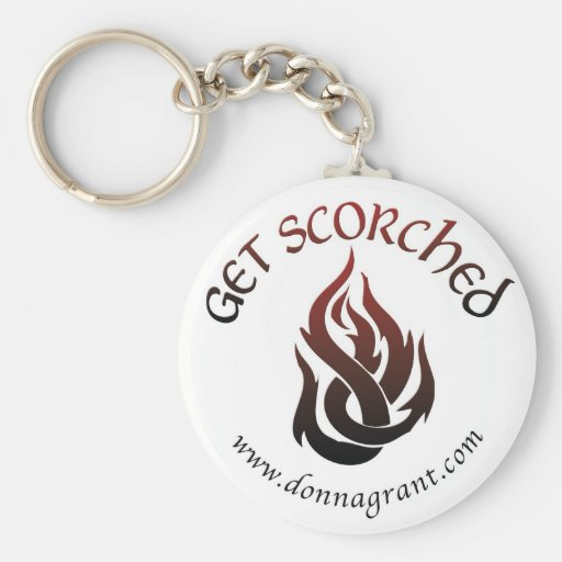 Get Scorched (2) Keychains
