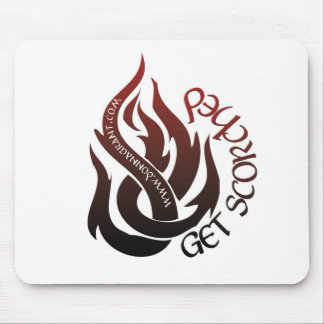 Get Scorched Mouse Pad
