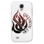 Get Scorched Samsung Galaxy S4 Cover