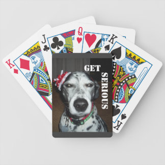 Get Serious Playing Cards