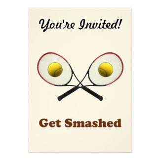 Get Smashed Tennis Announcement