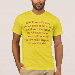 get snacks T-Shirt
