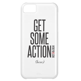 Get Some Action iPhone 5C Case