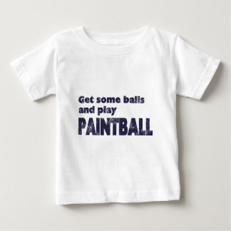 Get Some Balls Baby T-Shirt