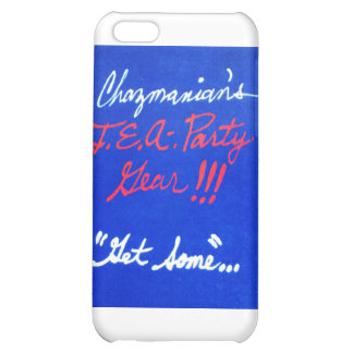 GET_SOME_CHAZMANIAN-design Cover For iPhone 5C