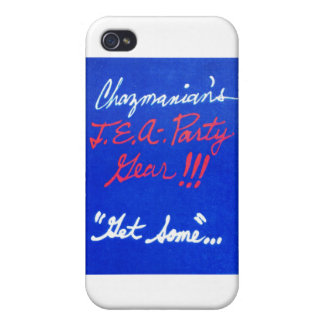 GET_SOME_CHAZMANIAN-design iPhone 4/4S Covers