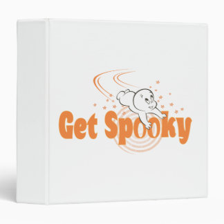 Get Spooky Binder