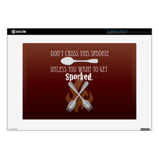 Get Sporked! Decals For Laptops