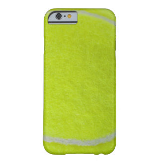 Get Sporty_Tennis_Fuzzy Ball Design Barely There iPhone 6 Case