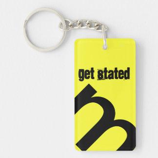 Get Started Keychain