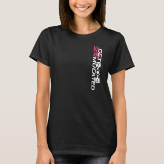 Get STimulated Women's T-Shirt Vertical