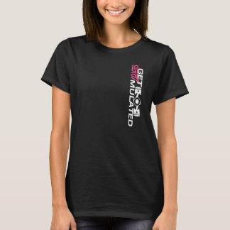 Get STimulated Women's T-Shirt Vertical