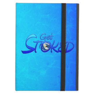 Get Stoked iPad Folio Case