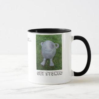 Get Stoned, Everybody must... Mug