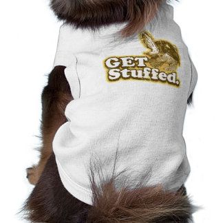 Get Stuffed Funny Thanksgiving Dog / Pet t shirt