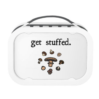 get stuffed. (mushrooms) replacement plate