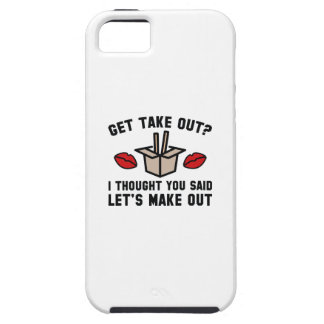 Get Take Out iPhone SE/5/5s Case