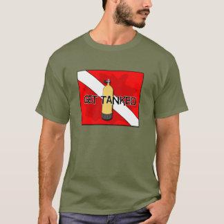 Get Tank SCUBA t-shirt