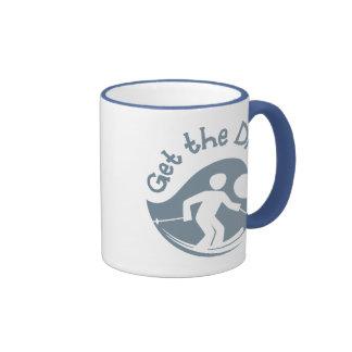 Get The Drift Mug