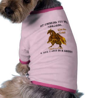 Get the Gold Pet T-Shirt