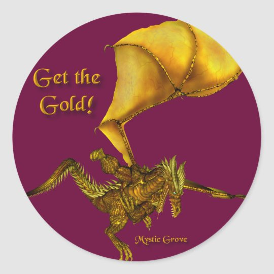 Get the Gold Stickers