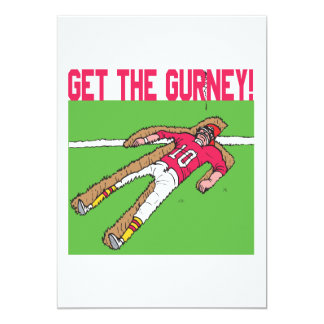 Get The Gurney Card