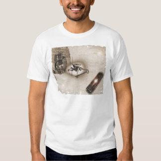 Get The Key Steam Punk T Shirt