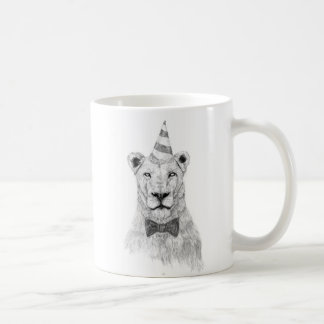 Get the party started coffee mug