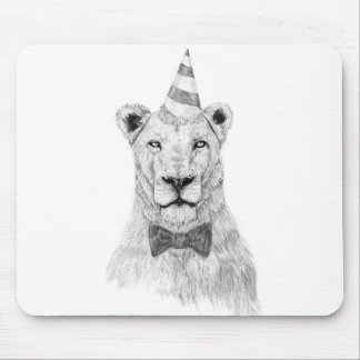 Get the party started mouse pad
